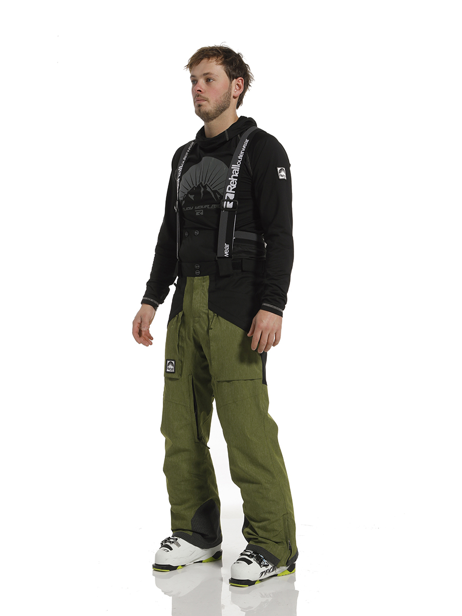 Rehall Digger Snowboard Pants Mens