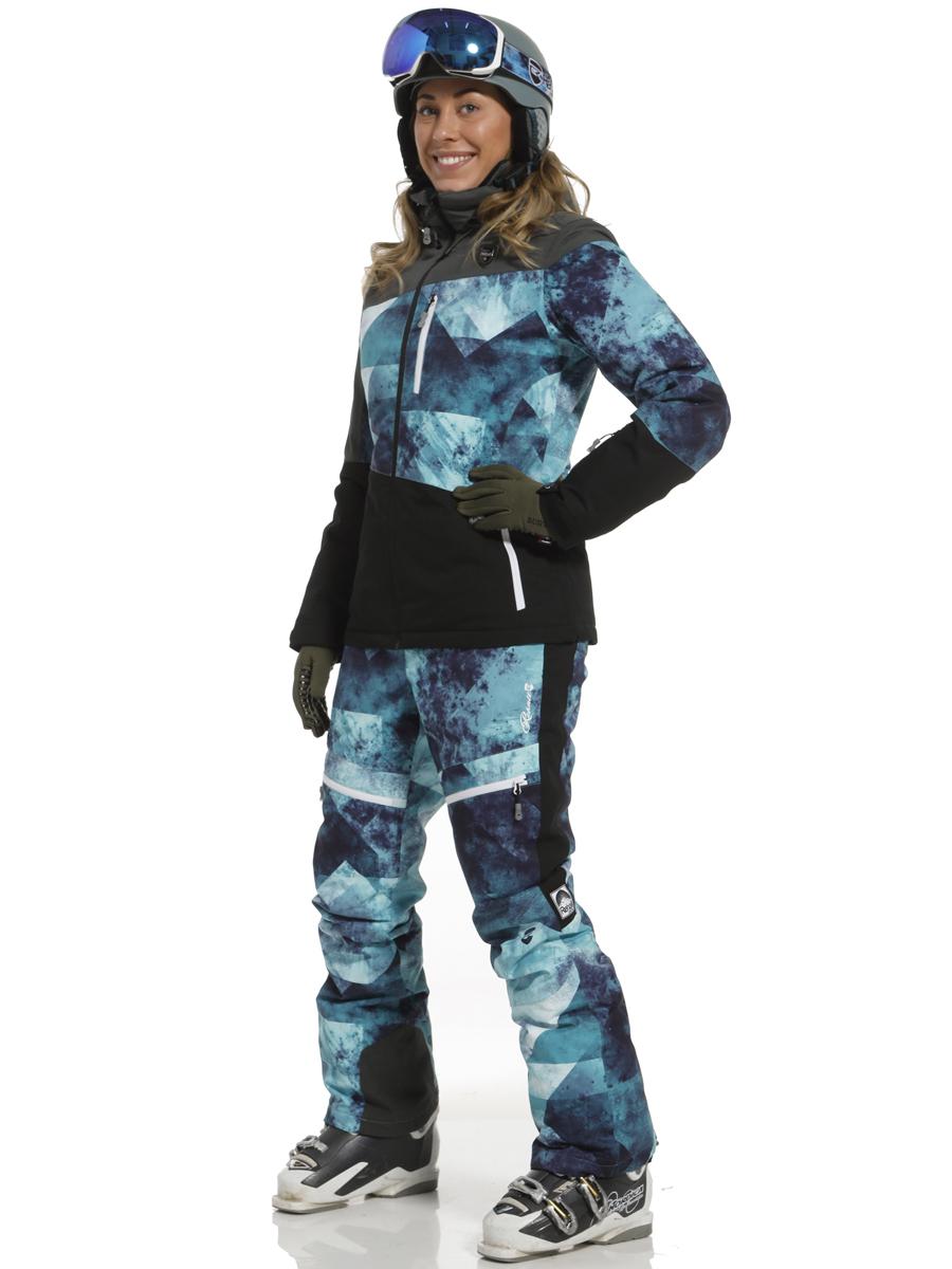Rehall Jazz-R Femmes-Rock winterrock Snow Skirt Chaud schneerock Gesteppt NEUF